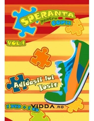 Adidasii lui Iosif - Speranta pentru copii