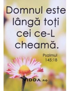 Domnul este langa toti cei ce-L cheama