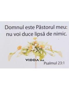 Domnul este Pastorul meu