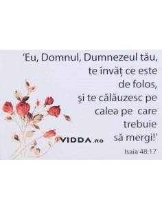 Eu Domnul Dumnezeul tau