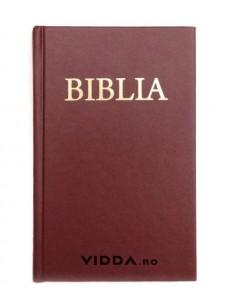 Biblia - Format mediu - Visinie - Cartonata
