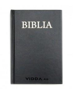 Biblia - Format mediu - Neagra - Cartonata