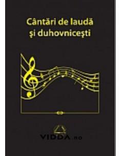 Cantari de lauda si duhovnicesti