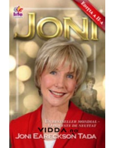 Joni un bestseller mondial, o poveste de neuitat - Joni Eareckson Tada
