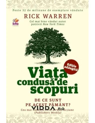 Viata condusa de scopuri de ce sunt pe acest pamant? - Rick Warren