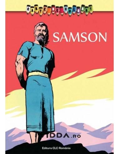 Samson - Carte de colorat