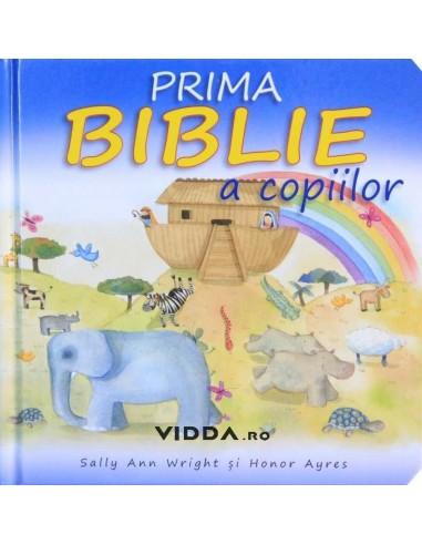 Biblia pentru prichindei - Sally Ann Wright