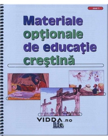 Materiale optionale de educatie crestina
