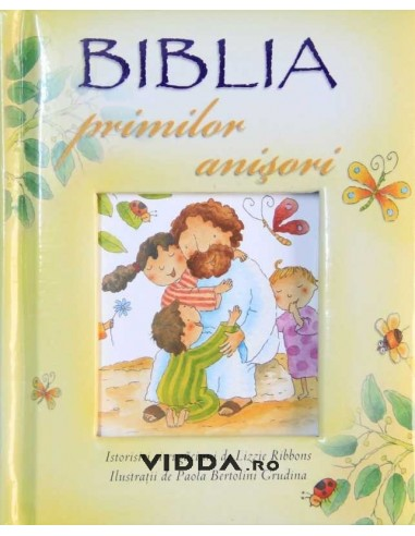 Biblia primilor anisori - Lizzie Ribbons