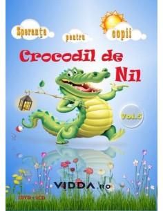 Crocodil de Nil - Speranta pentru copii vol. 5