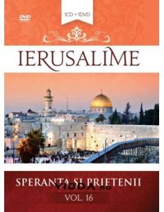 Ierusalime - Speranta si Prietenii