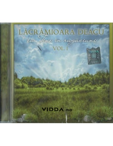 Cu Tine in rugaciuni vol. 1 - Lacramioara Deacu