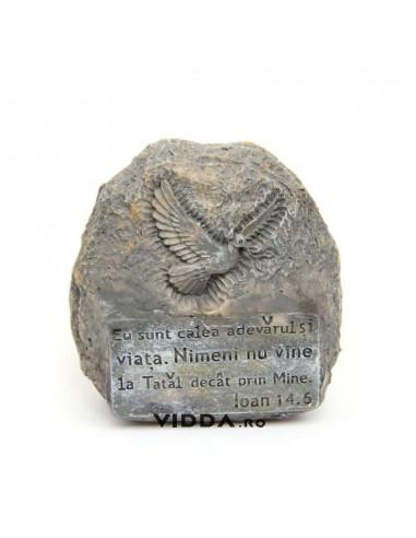 Eu sunt Calea Adevarul si Viata - Decor imitatie piatra