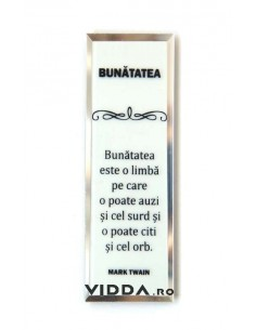 Oglinda Inscriptionata - Bunatatea