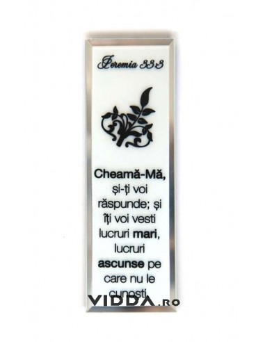 Oglinda Inscriptionata - Cheama-ma si-ti voi raspunde