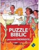 Puzzle biblic - povestiri îndragite
