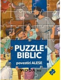 Puzzle biblic - povestiri alese