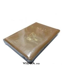 Biblia - Format mediu - Roz - In piele cu fermoar - Maini in rugaciune