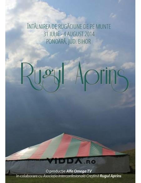 Rugul Aprins 2014 - Intalnirea de rugaciune pe munte