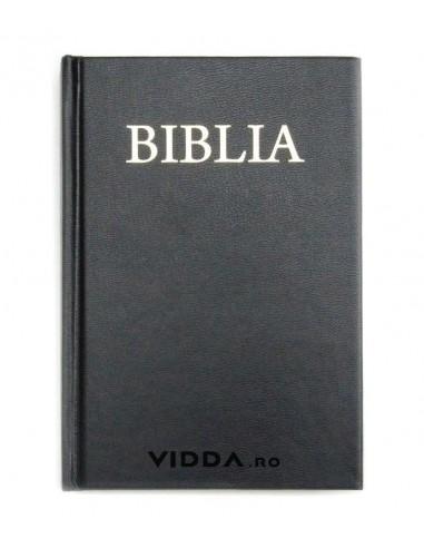 Biblia - Format mic - Neagra - Cartonata