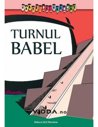 Turnul Babel - Carte de colorat
