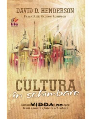 Cultura in schimbare - David D. Henderson