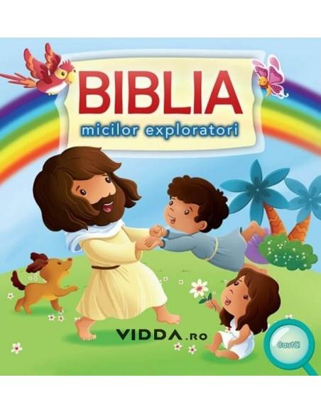 Biblia micilor exploratori 2