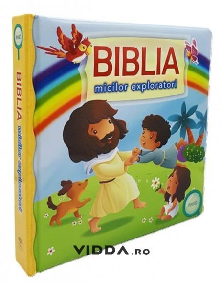 Biblia micilor exploratori 1