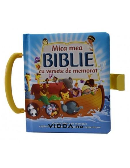 Mica mea Biblie cu versete de memorat 2