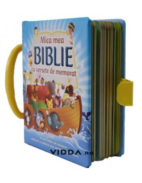 Mica mea Biblie cu versete de memorat 1