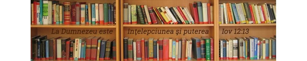Carti crestine - Librarie crestina - Romane crestine - Viata crestina - Comentarii biblice - Biografii - Conducere - Lideri